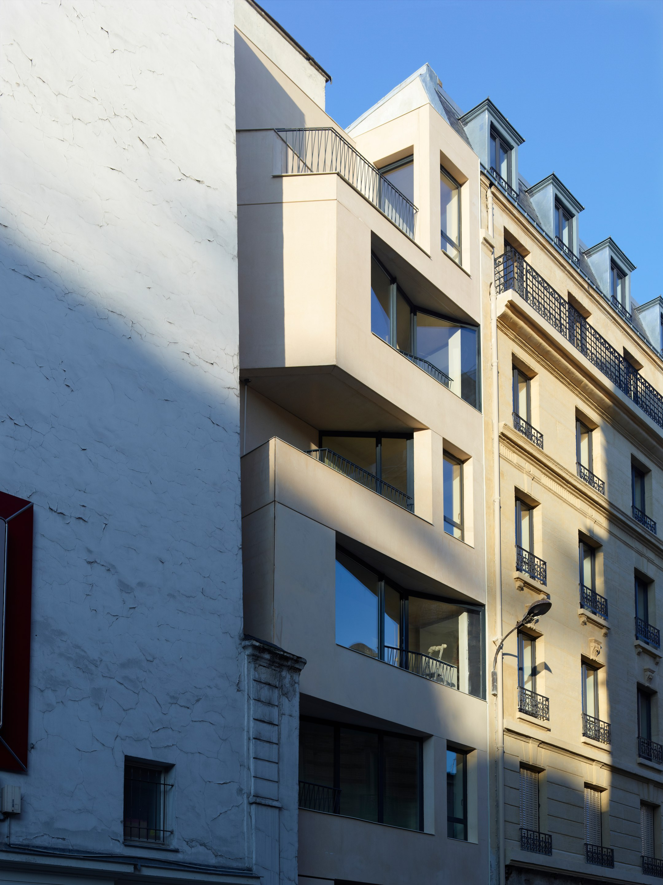 Portfolio charlotte hubert architectes du patrimoine for Annuaire architecte paris