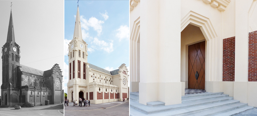 Portfolio jennifer didelon rheinlaender architectes du for Architecte du patrimoine