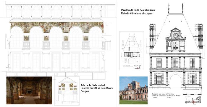 Portfolio aur lie rouquette architectes du patrimoine for Architecte du patrimoine