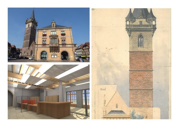Portfolio gr goire andr architectes du patrimoine for Architecte du patrimoine