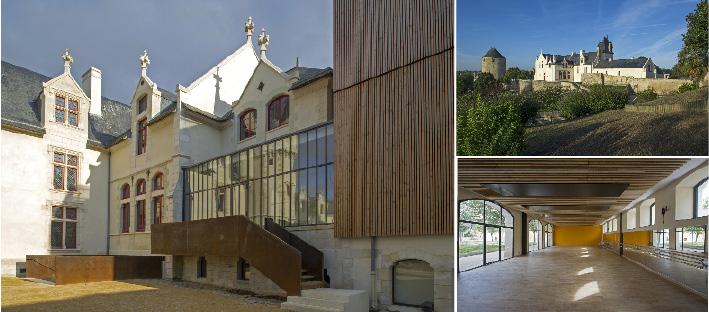Portfolio r mi desalbres architectes du patrimoine for Architecte du patrimoine