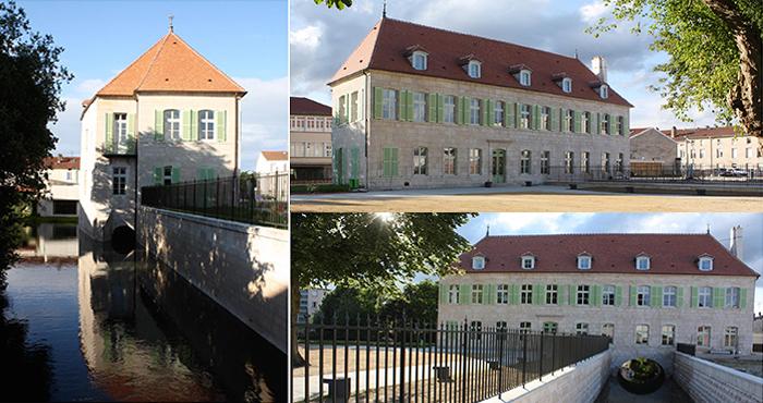 Portfolio laurence melsens architectes du patrimoine for Architecte du patrimoine